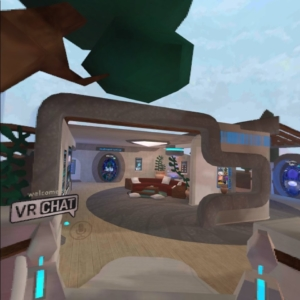 VRchat home-