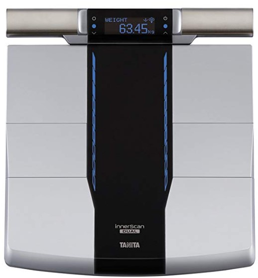 タニタ 体組成計 部位別 日本製 RD-800-BK