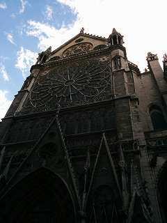 フランス教会1