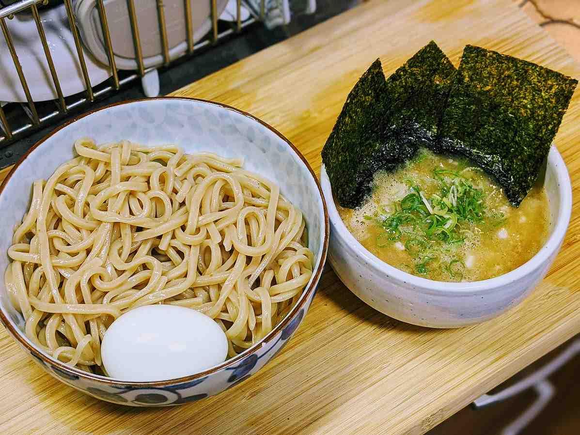 龍介つけ麺